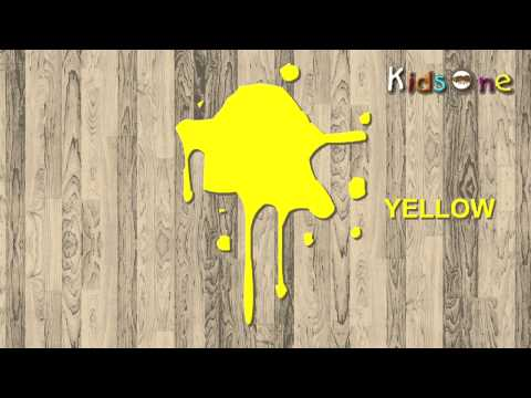 Colors || Nursery Rhymes ||  English Animated Rhymes video