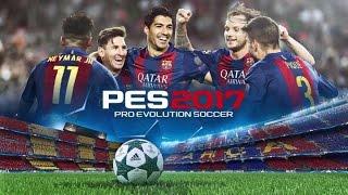 Review รีวิวเกมส์มือถือ PES 2017 Mobile เกมส์ฟุตบอลในตำนานจัดมาให้เล่นกันแล้ว โหลดเล้ยย !!