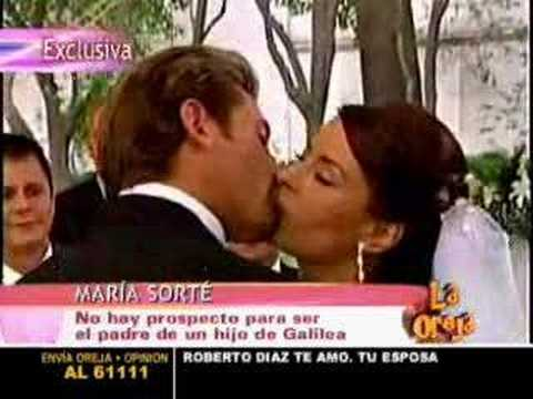 Maria Sorte habla de Galilea Montijo Video