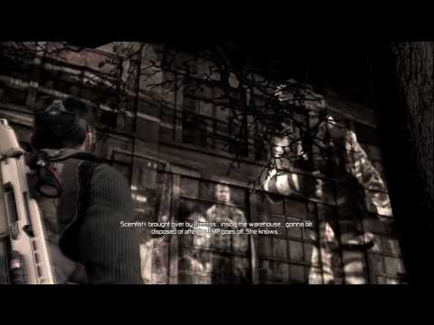 Splinter Cell Conviction Playthrough Mission 9 Michigan Ave. Reservoir 1/2 HD