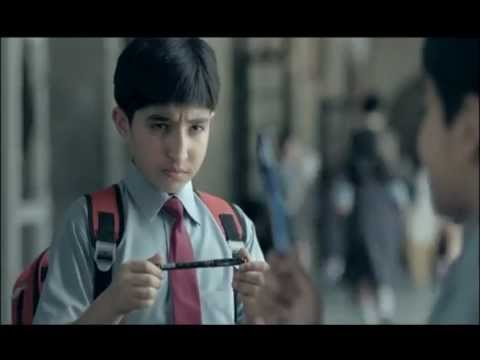 """ITC Classmate Pen Ad - """"Because you are ..."""