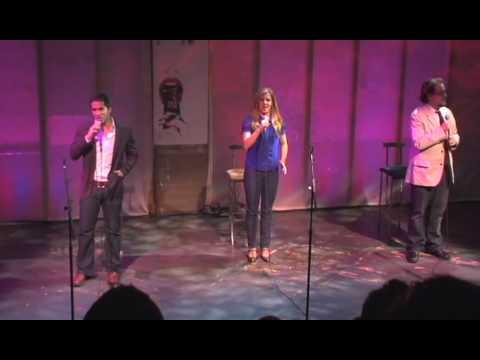 I Will Be Me (Kirsten Bracken, Matt Scott & Andrew Kober)