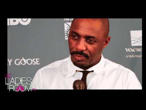 "Ladies Man: Idris Elba ""Black Men are Sexy"""