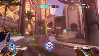 PS4 Overwatch Toxic Comp with Friends (Live)