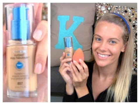 FIF: CoverGirl Outlast Stay Fabulous Foundation