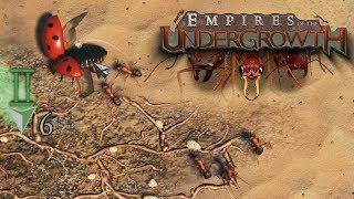 LUCHAD HASTA LA MUERTE! Empires of the Undergrowth ESPAÑOL