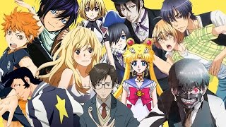 BEST AND WORST ANIME OF 2014/Anime Awards 2014