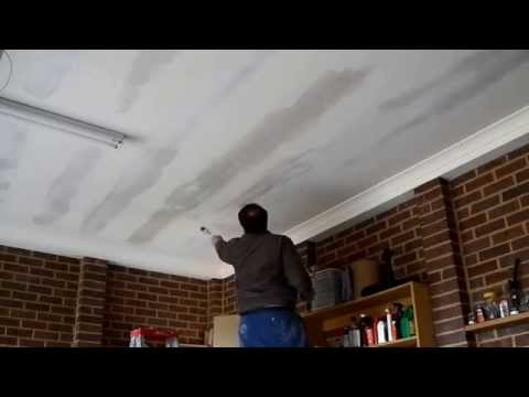 Sagging Garage Ceiling Repairs