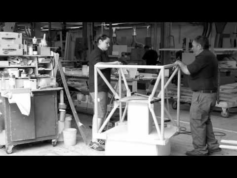 Making of M3 Chair by Thomas Feichtner