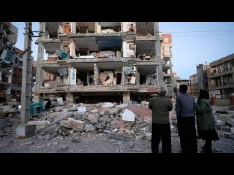 Massive earthquake leaves over 300 dead in Iraq-Iran