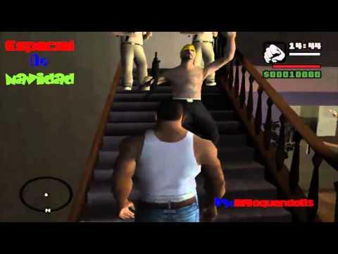 GTA San Andreas Loquendo-Especial de Navidad 2011