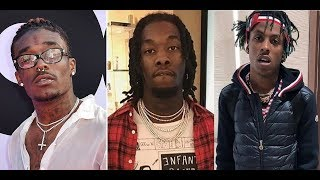 Lil Uzi Vert Responds to Offset 'Violation Freestyle' Diss and Calls Rich the Kid his SON.