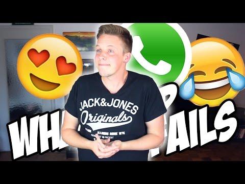 """""""Schaaaatz, du liebst mich doch oder...?"""" :D - Whatsapp Fails"""