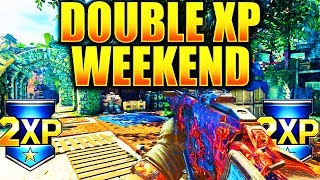 DOUBLE XP WEEKEND / OPERATION ABSOLUTE ZERO / NEW DLC WEAPONS + NEW SPECIALIST / COD BO4 UPDATE 1.09