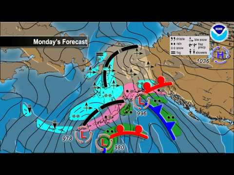 March 15, 2015 Alaska Weather Daily Briefing