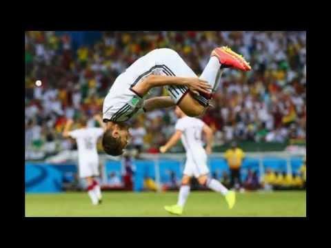 Miro Klose's 15. WM Tor