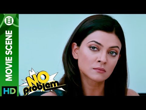 Sushmita Sen Tries To Kill Her Husband | No Problem