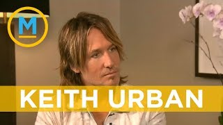 Download Lagu Keith Urban dishes on what it was like to work with Ed Sheeran | Your Morning Gratis STAFABAND