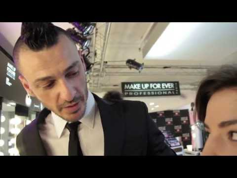 Look da Oscar con MAKE UP FOR EVER- SEPHORA BeauTV – WF#14