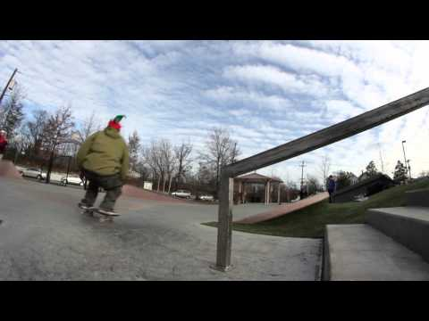 The Little Saint Nick - Elizabeth Skatepark Christmas Eve Sesh