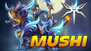 Mushi Mirana | ARROW MASTER | Dota 2 Pro Gameplay