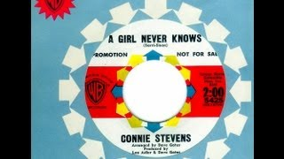 Watch Connie Stevens A Little Kiss Is A Kiss Is A Kiss video