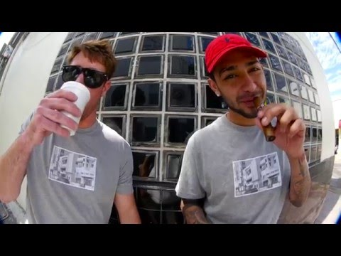 CHAZ ORTIZ AND FORREST KIRBY: ZOO YORK X MIA SKATE SHOP