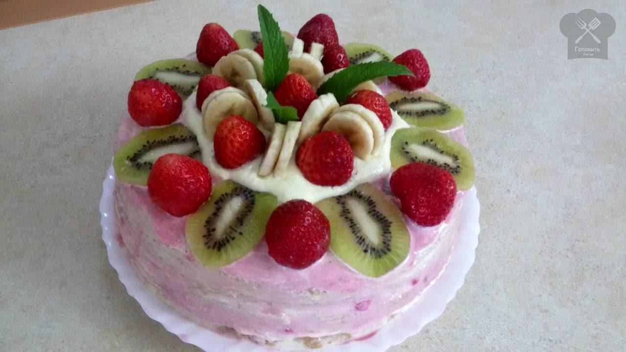 Как с чем красиво украсить торт