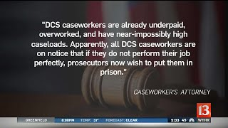 Former DCS worker appears in court