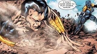 Marvel Fights Episode #1: Namor Vs. Black Panther (Shuri)
