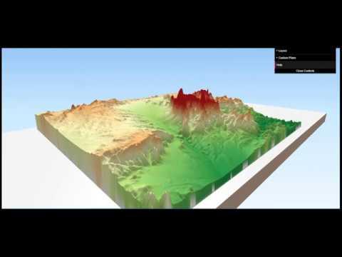 Visualiser en 3D un Modèle Numérique de Terrain avec Qgis