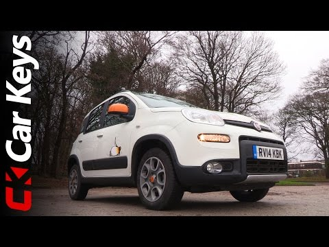 Fiat Panda 4x4 Antartica 2014 review - Car Keys