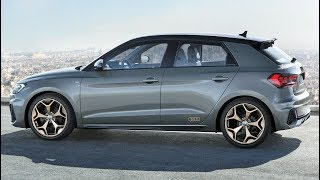 2019 Grey Audi A1 - Sporty, Powerful and Efficient