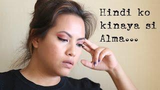 Hindi ko kinaya si Alma Moreno