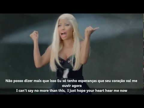 Nicki Minaj - Right By My Side (explicit) Ft. Chris Brown ( Lyrics   Legendado ) video