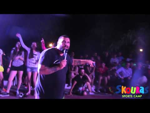 Skouras Camp: Θεατράκι chiki Boom By Cabrela! video