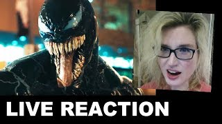 Venom Trailer REACTION