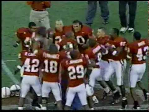 102nd Big Game (1999) highlights: Stanford 31, California 13