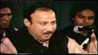 Nusrat Fateh Ali Khan - Is Karam Ka Karoon Shukr Kaise Adaa part 3/4