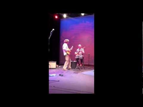 John Etheridge - Trio North playing