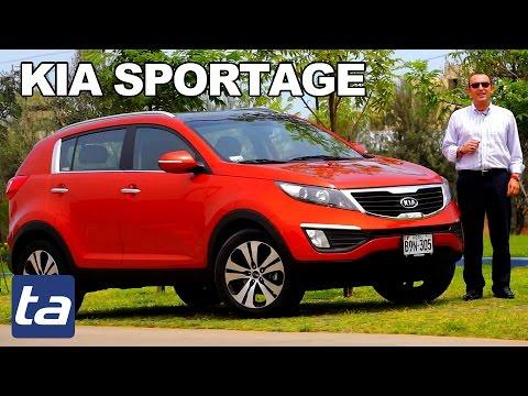 Nueva Kia Sportage en Perú I Video Full HD I Todoautos.pe