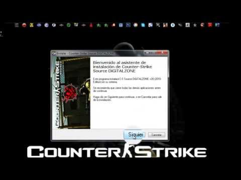 Descargar e Instalar Counter Strike Source v34 Full