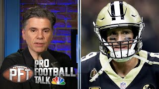 Saints teammates call out Drew Brees for anthem protest criticism | Pro Football Talk | NBC Sports