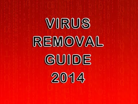 Virus Removal Guide 2014