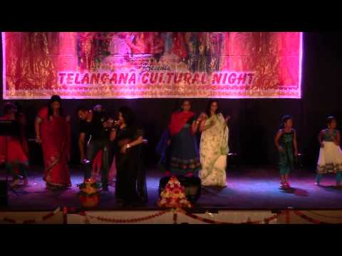 Anuj, Nitya, Madhu sing Its Time to Party at Telangana Formation Day on June 14th 2015 by DATA