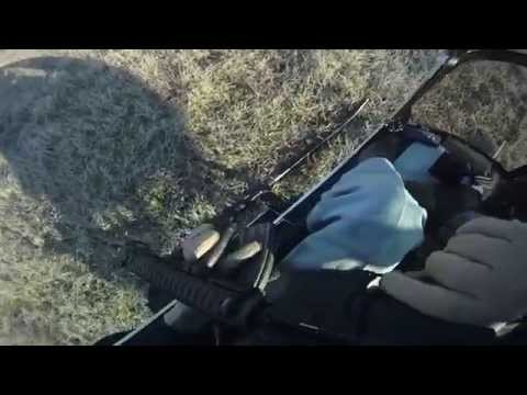 Freedom Helicopter Hog Hunt High Definition video