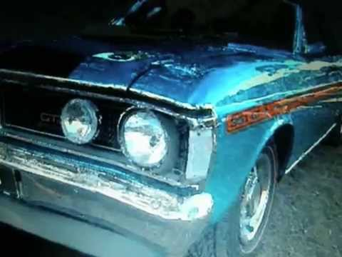 FORD The Last USA falcon 1970  see the Aussie BEAST version falcon GT