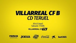 Villarreal B vs CD Teruel