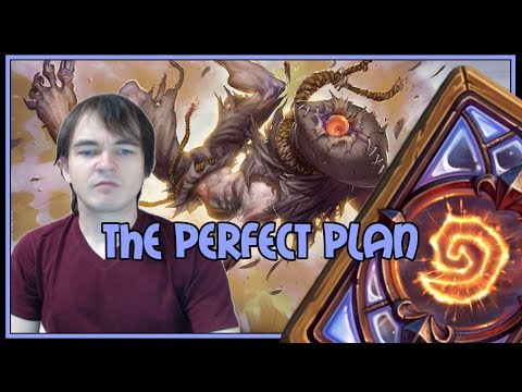Hearthstone: The perfect plan