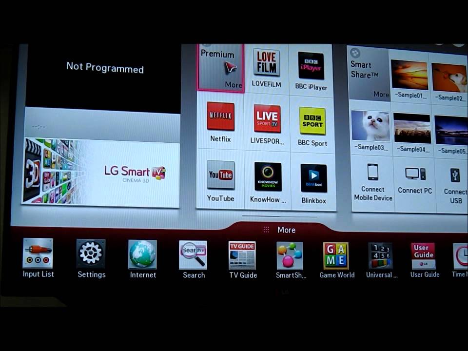 hack to sharp tv firmware to watch videos off usb